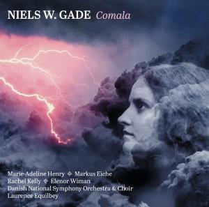 Niels Gade Comala cover
