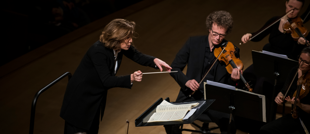 Laurence Equilbey, Akamus et Insula orchestra © Julien Benhamou - 1